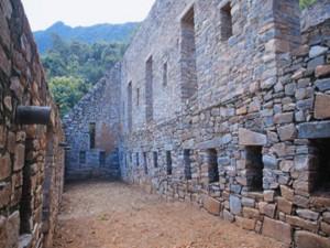 Choquequirao-temple