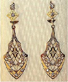 Voyage et Tourisme au Pérou - Bijoux en filigrane en or