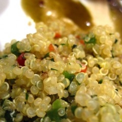 La quinoa : aliment des civilisations précolombiennes