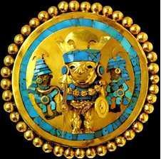 Senor de Sipan - bijoux1