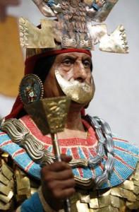 Senor de Sipan - pretre
