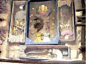 Senor de Sipan - sepulture