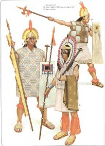 chachapoyas guerrero