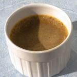 Recette de la crème de café