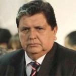 Alan García Pérez, président de la République du Pérou
