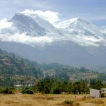 Les cordillères du Pérou
