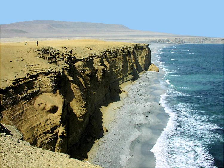 Voyage et Tourisme au Pérou – Réserve nationale de Paracas, Côte sud du Pérou
