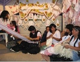 Voyage et Tourisme au Pérou - Tissage en fils de coton