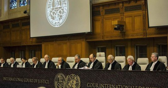 Différent frontalier maritime Pérou – Chili – Verdict de La Haye