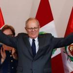 Pedro Pablo Kuczynski, élu président du Pérou