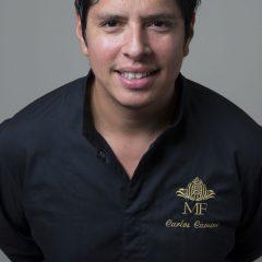 Carlos Camino, chef étoilé à Lyon
