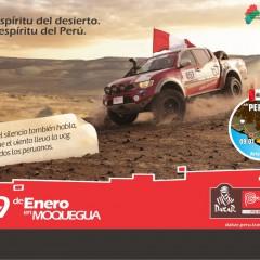 Dakar 2013 au Pérou