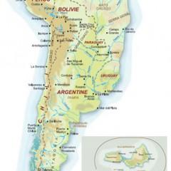 Géographie du Pérou