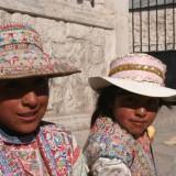 Les communautés de la vallée du Colca
