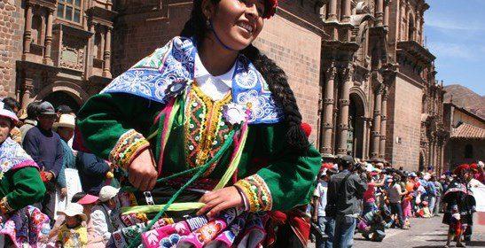 Les danses typiques du Pérou