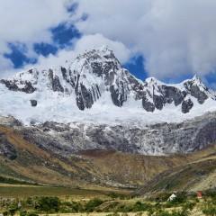 Huaraz,  Cordillère Blanche