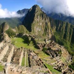 Le Sanctuaire de Machu-Picchu